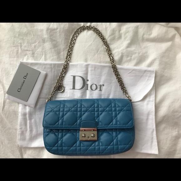 Christian Dior Miss Dior Small Flap Bag